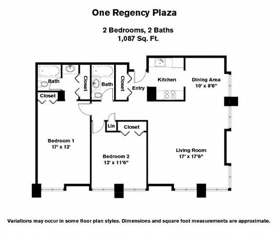 floor plans of regency plaza in providence ri 235 west 48th street rentals the ritz plaza apartments