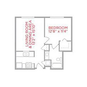 One Bedroom Greenwich