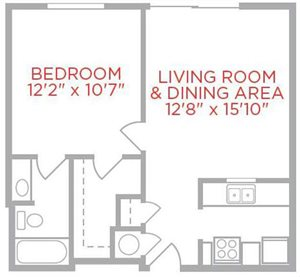 One Bedroom Gramercy