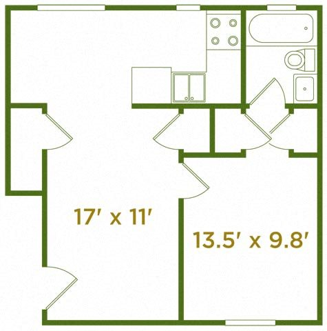 The Langdon Floor Plan 2