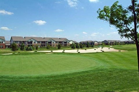 Four Bridges Luxury Apartments and Golf