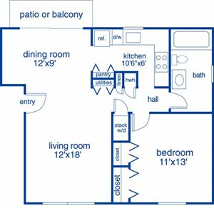 One Bedroom IV