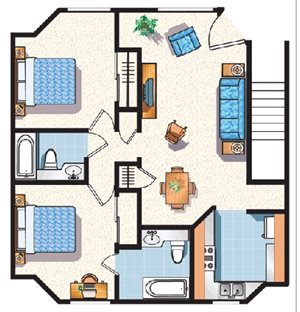 Single Level Home