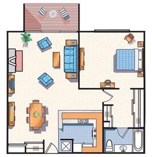 the terrace apartments 200 city blvd west orange ca rentcaf. Black Bedroom Furniture Sets. Home Design Ideas