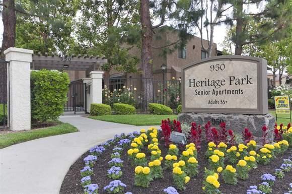 Heritage Park Anaheim Apartments 950 S Gilbert Ave