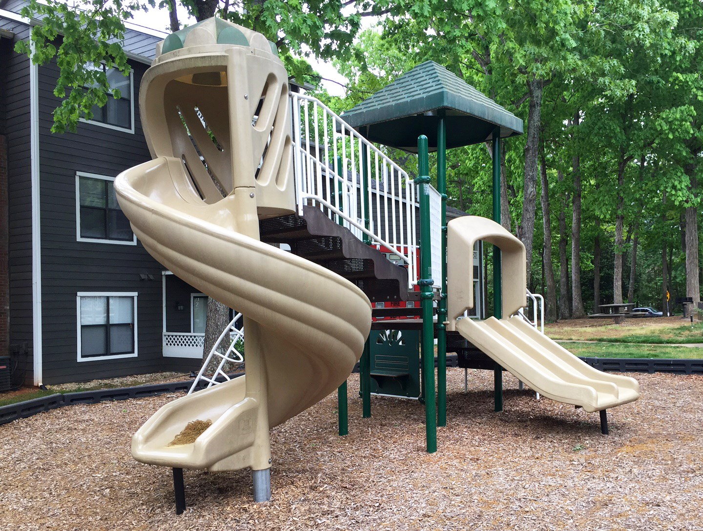 Playground at Amberwood at Lochmere Apartments in Cary, NC