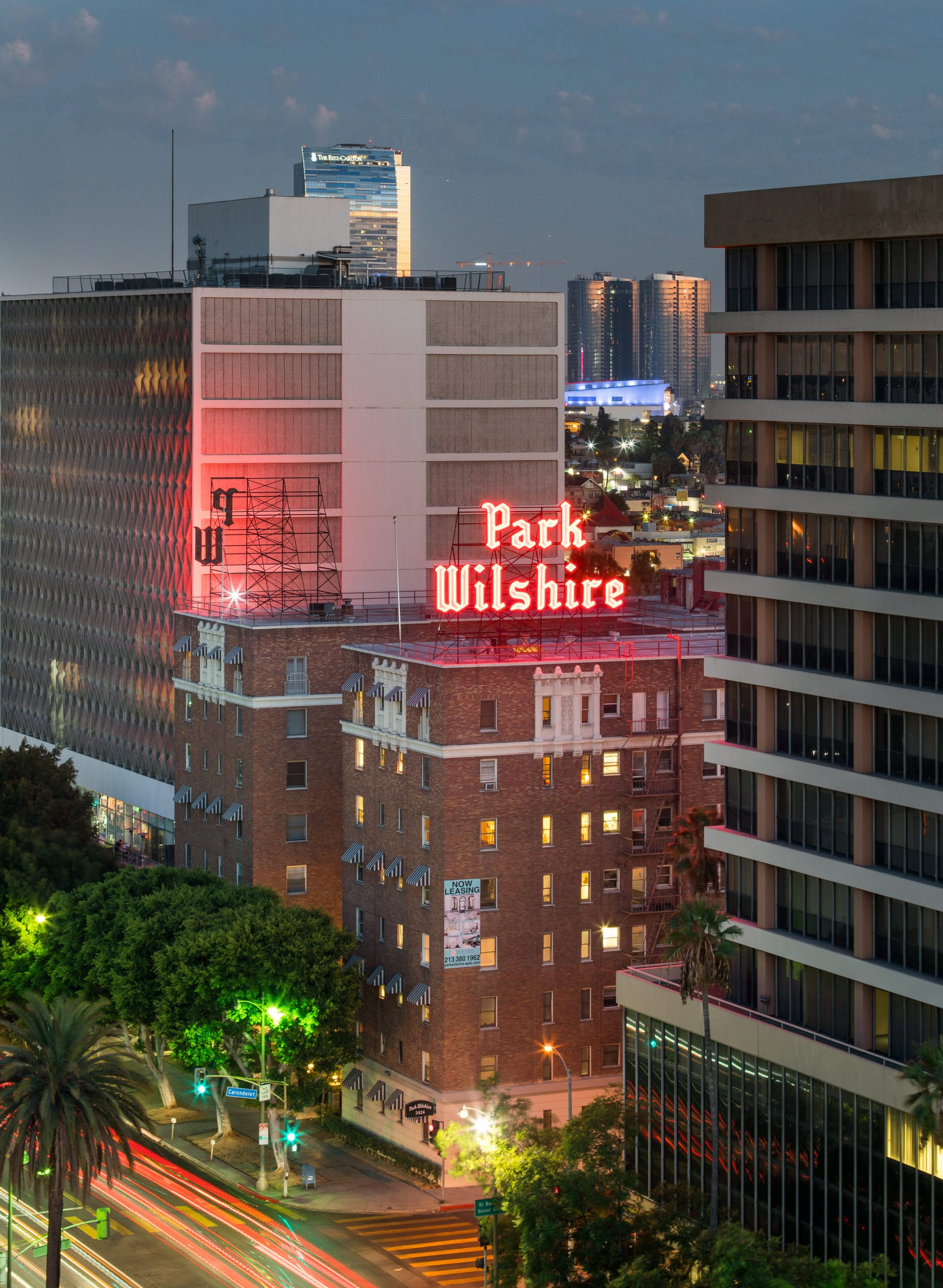Park Wilshire Apartments in Koreatown, Los Angeles, CA