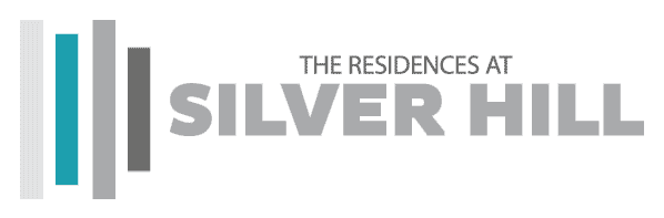 The Residences at Silver Hill Logo