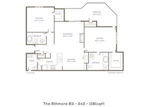 Biltmore (B3), Blowing Rock (B4), Wilmington (B5)