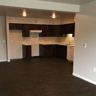 State College apartment with wood floors | Atherton Place | Property Management, Inc.