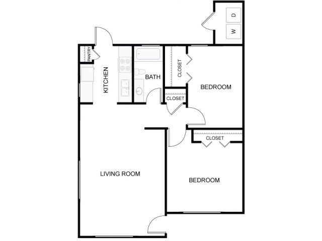 Hawthorne Floor Plan 4