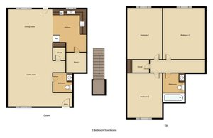 Salem West Apartments Floor Plan Oklahoma City, OK