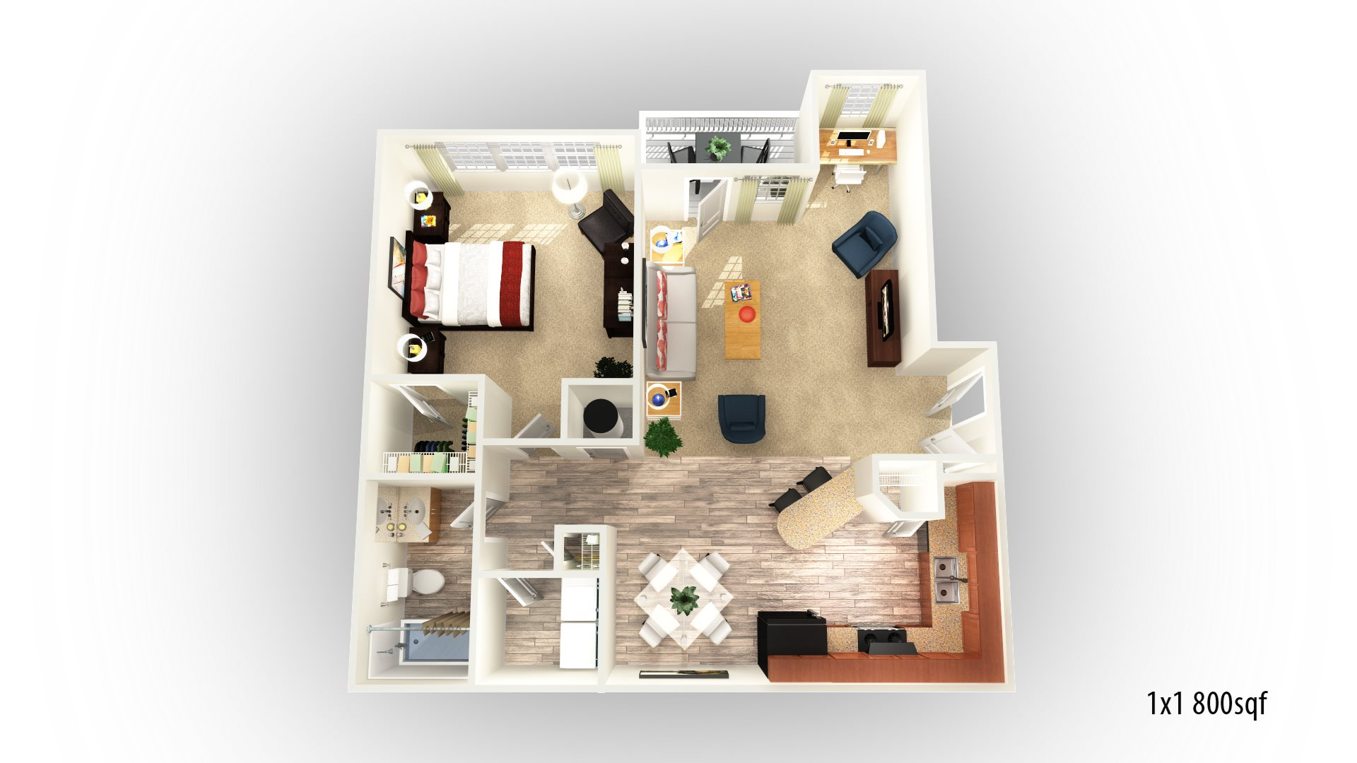 Sand Hill Floor Plan 3
