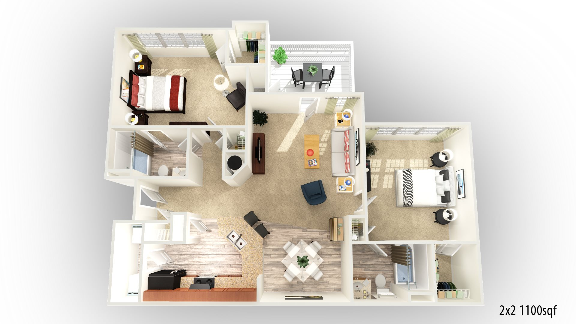 Worthington Floor Plan 6