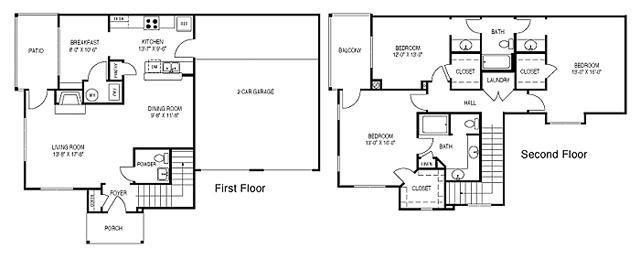 Floor Plan G (C2) Floor Plan 6
