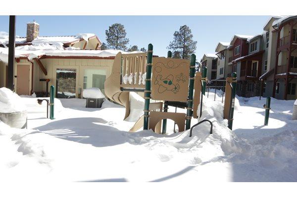 Mountain Trail Apartments Playground