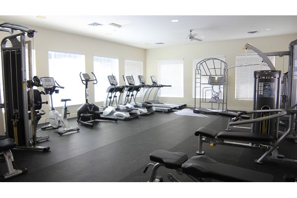Mountain Trail Apartments Fitness Center