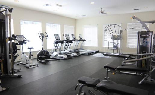 Mountain Trail Apartments Gym