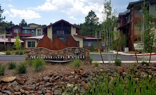 Mountain Trail Apartments