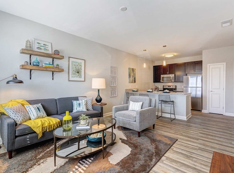 2 bedroom apartment - Whetstone Flats Apartments in Nashville, TN on Bell Road