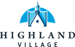 Highland Village Logo, Highland Village Townhomes in Ross Township, Pittsburgh, PA