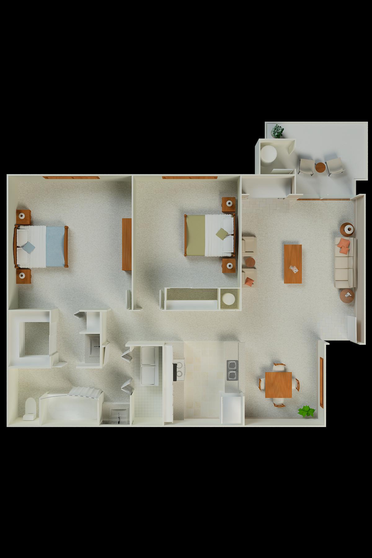 Waterford Floor Plan 3