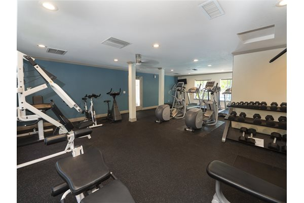 24-hour Fitness Athletic Center