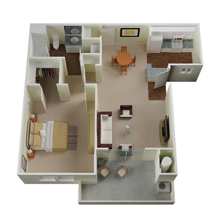 Glenwood floor plan