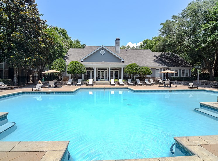 Audubon Park Apartments Pool