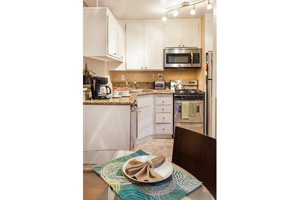 Stainless Steel Appliances Westwood Village