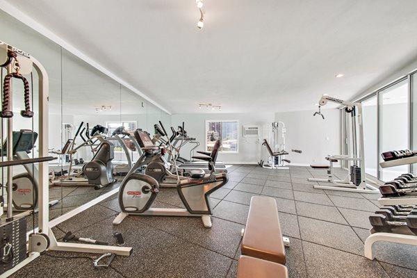 Gym Westwood Village