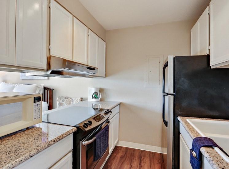 Marina Tower Kitchen Photo