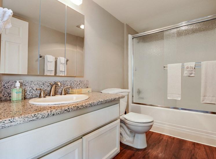 Marina Tower Bathroom