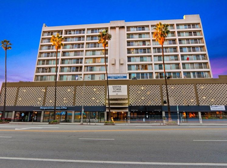 Marina Tower - Apartments for Rent in Marina Del Rey