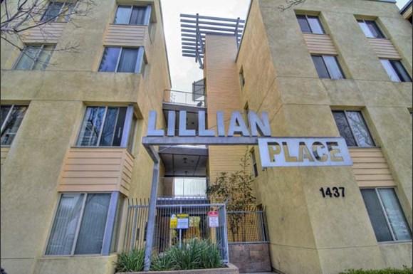 Lillian Place Apartments 1401 J Street San Diego Ca Rentcafé