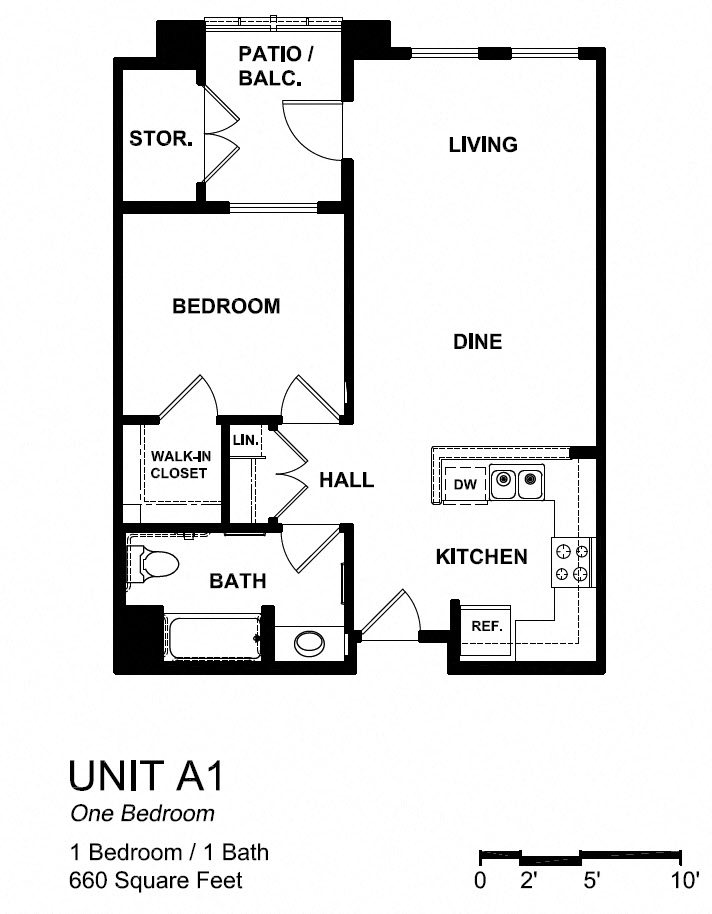 Des Moines Floor Plan 1