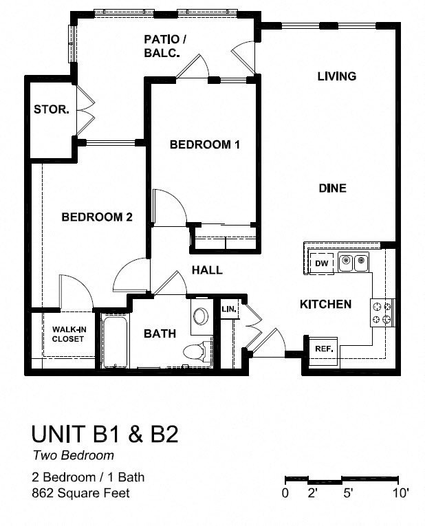 Cedar Rapids Floor Plan 2