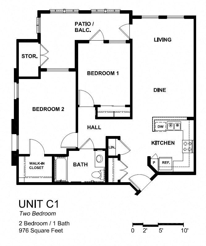 Waterloo Floor Plan 4