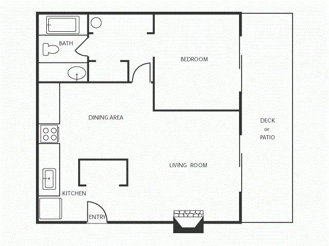 floor plans of gateway terrace in portland or