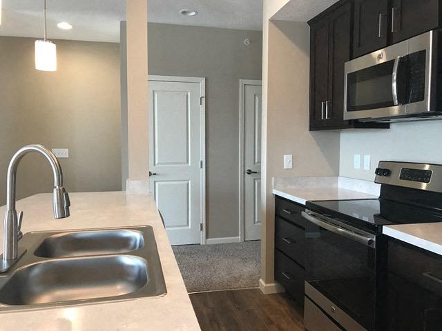 The Wendell Apartment Interior Kitchen