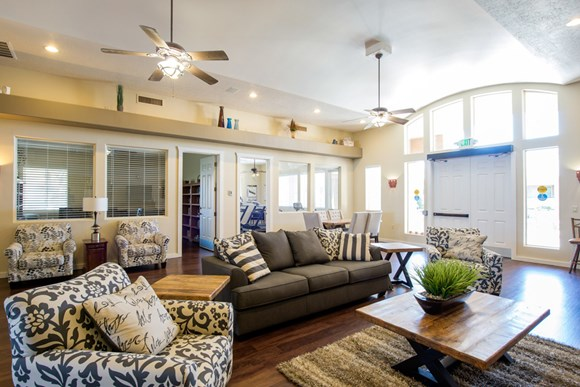 Cypress Point Retirement Community Apartments 1771 East Mcmurray