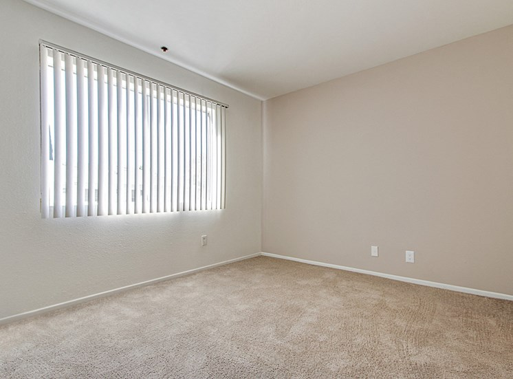 Bedroom With Carpet Flooring