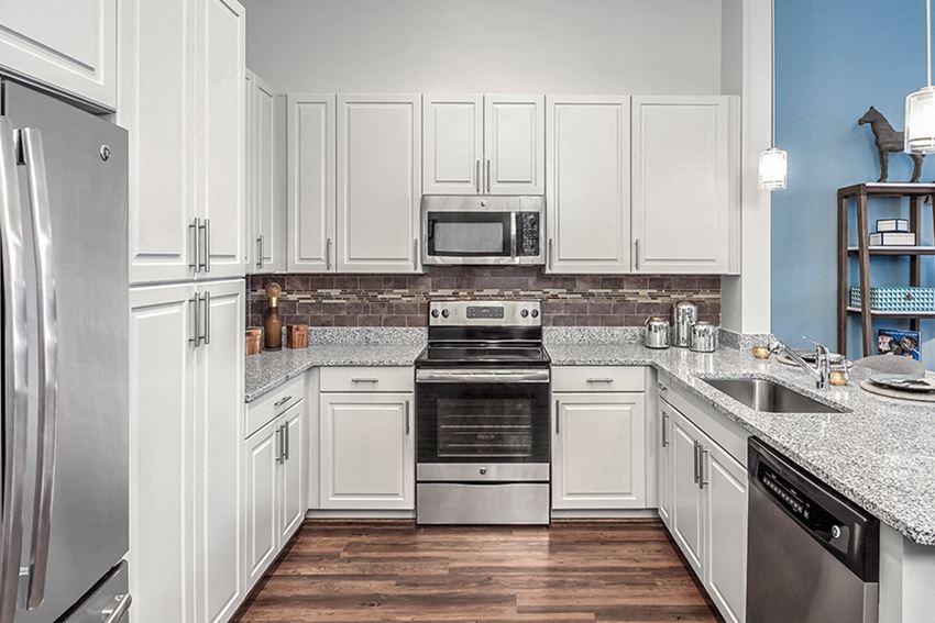 2700 Charlotte Stainless steel appliances Nashville TN - West End