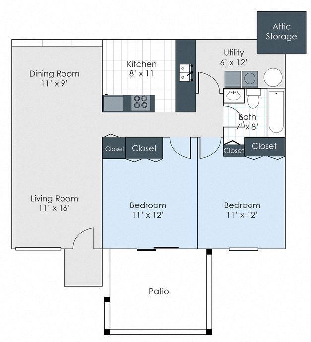 The Sterling Floor Plan 2