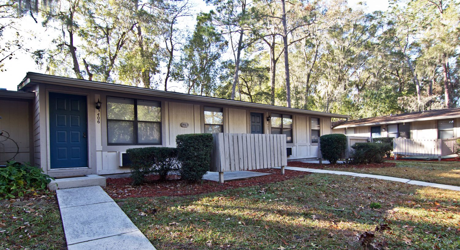 Silver Forest Apartments In Ocala Fl