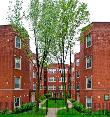 123-129 N. Humphrey Ave. Studio-2 Beds Apartment for Rent Photo Gallery 1