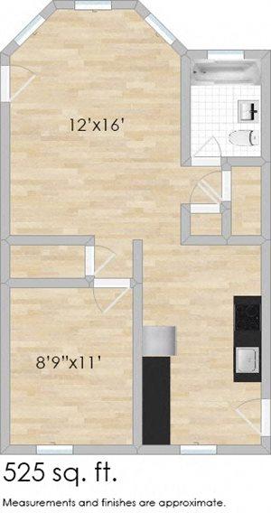 311 N. Austin E, 5956 & 5958 Fulton