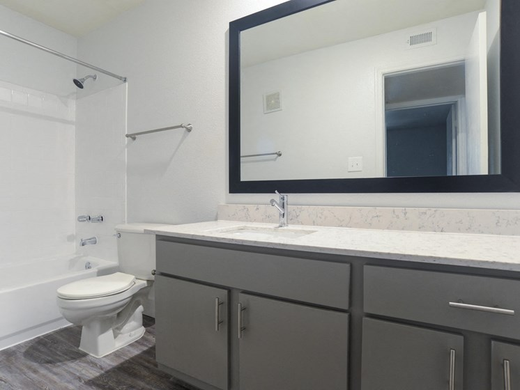 apartments for rent in north austin bathroom