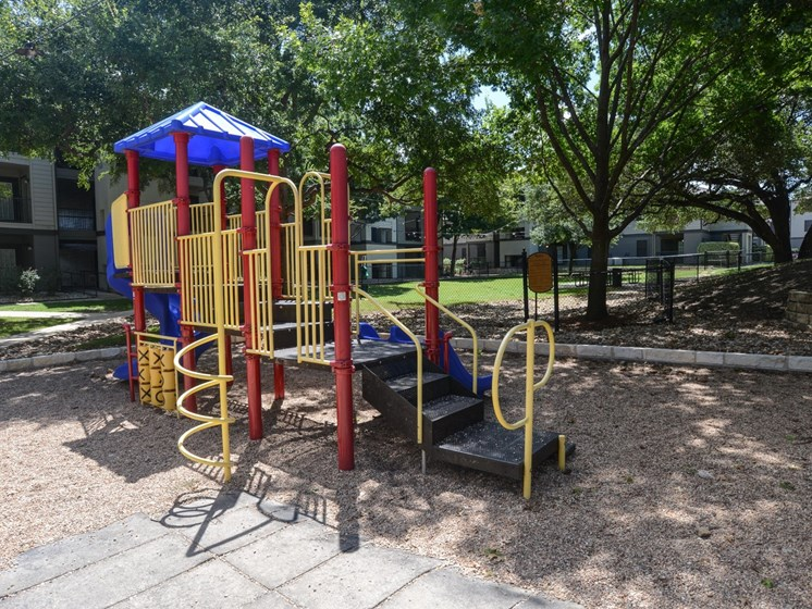 resident playground in north austin luxury apartments near the domain