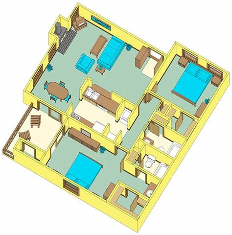 E Floor Plan 8